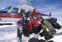 The Heli-Skiing Capital Of The World Awaits