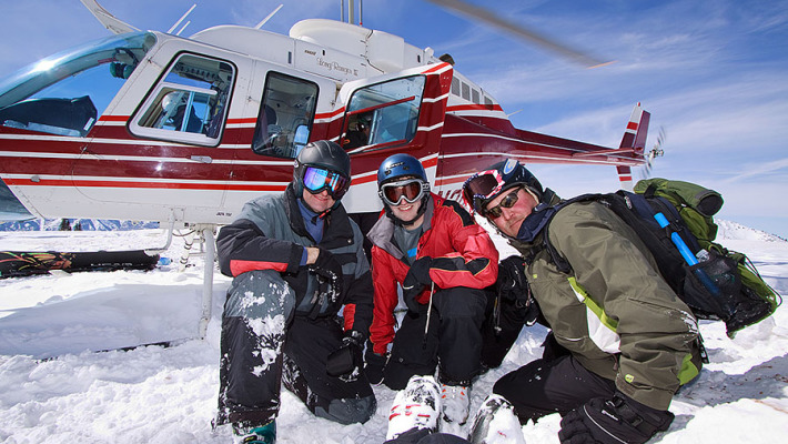 The Heli-Skiing Capital Of The World Awaits