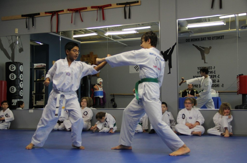 Train In Martial Arts
